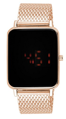 0946d96d7 We Analyzed 8,938 Reviews To Find THE BEST Digital Watch Rose Gold