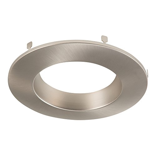 HALO RL4TRMSNB Designer Trim Ring & Baffle, Satin Nickel