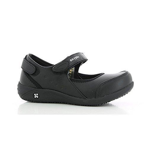 Oxypas Nelie, Women's Safety Shoes, Black (Blk), 6.5 UK(40 EU)
