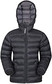 Mountain Warehouse Seasons Kids Padded Puffer Jacket - Boys & G