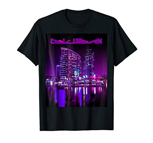 Dubai City Tee Shirt - Men - ()