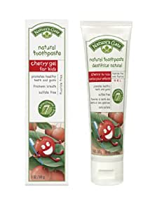Amazon Com Nature S Gate Natural Toothpaste Without