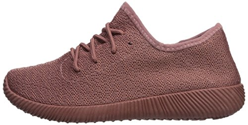 Qupid Women's Fashion Sneaker 01 Nacara Mauve PfwrP