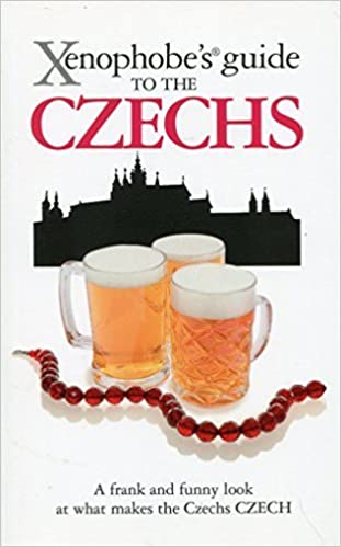 Book The Xenophobe's Guide to the Czechs (Xenophobe's Guides) by Petr Berka (2008-01-25)
