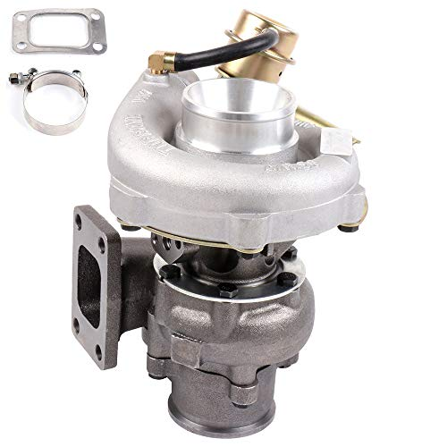 SCITOO Turbo Turbocharger Fits 06-07 Dodge Charger 00-05 Dodge Neon 00-02 06-13 14 Honda Accord 00-05 Toyota Celica 01-02 04-06 08-09 Toyota Corolla 01 03 04 Toyota MR2 Spyder ()