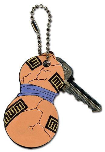 Great Eastern Entertainment Naruto Shippuden Gaara Ground Keycover Keychain