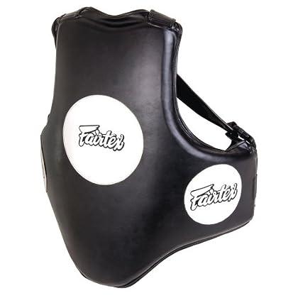 Image of Fairtex Muay Thai Trainer's Protective Vest Chest & Rib Guards