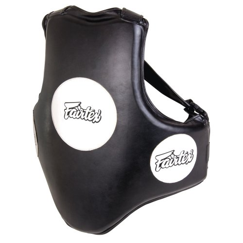 Ringside Fairtex Trainers Boxing Muay Thai MMA Training Chest Shield Rib Guard Body Protector Protective Vest by Ringside