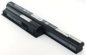 AGI 11042 batería recargable - Batería/Pila recargable (iones de litio, Notebook / Tablet, Negro, SONY VAIO SVE151G17M)