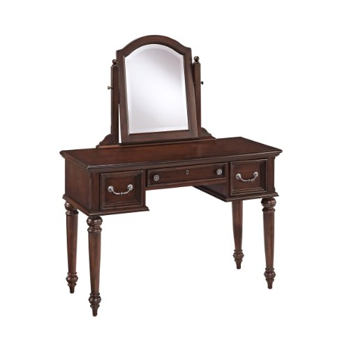 Home Styles Colonial Classic Vanity and Mirror