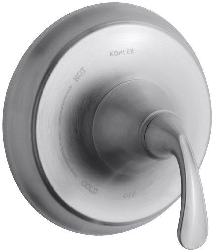 KOHLER K T10277 4 G Rite Temp Pressure Balancing Brushed