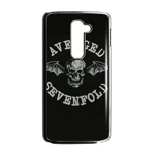 LG G2 Cell Phone Case Black Avenged Sevenfold BN6755152