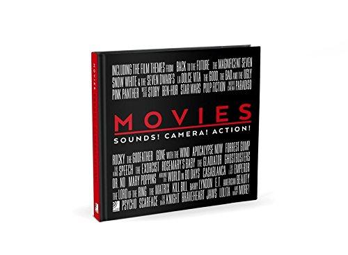 Movies:Sound.Camera.Action: Fotobildband inkl. 8 Audio CDs (Deutsch, Englisch)