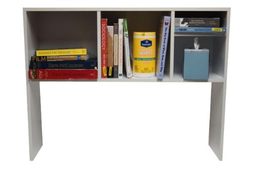 DormCo The College Cube - Desk Bookshelf - White Color by DormCo