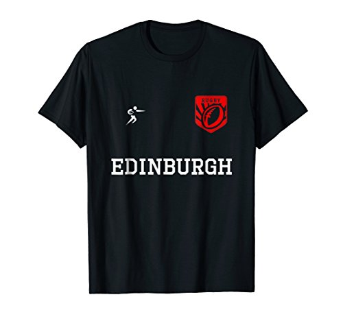 Edinburgh Rugby Jersey Shirt