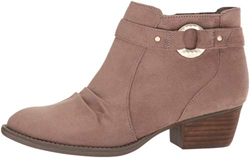 Pictures of Dr. Scholl's Women's Janessa Ankle Boot Black 5