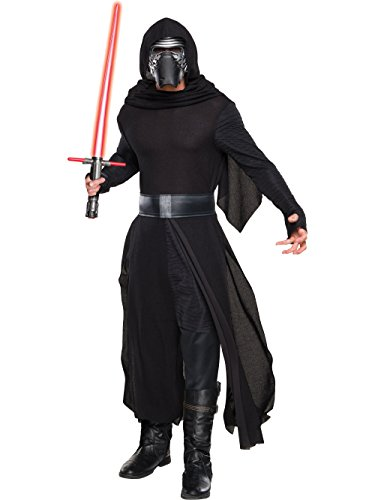 Star Wars: The Force Awakens Deluxe Adult Kylo Ren Costume,Multi,Standard ()