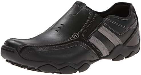Skechers USA Men's Diameter-Zinroy Slip-On Loafer