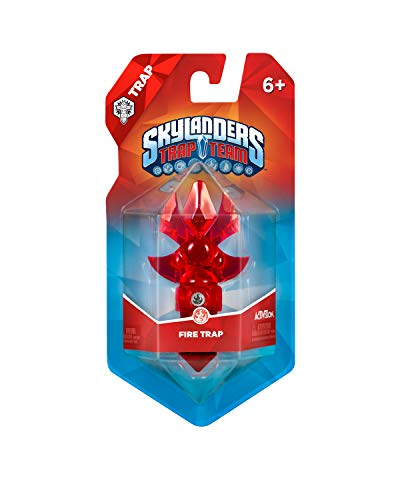 Skylanders Trap Team: Fire Element Trap Pack ()