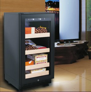 Electric Cigar Humidor & Cooler