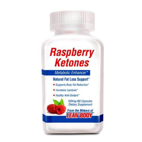 Labrada Raspberry cétones, 60 Count