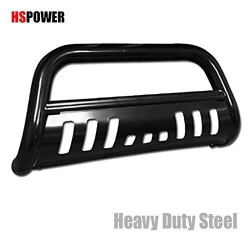 (HS Power Black Bull Bar 1997-2004 for Dodge Dakota/Durango Bumper Guard Heavy Duty Brush Push Grill Grille )