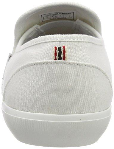 JONES Jfwseb White Bianco Uomo Sneaker amp; Infilare Bright White White Bright Bright JACK qOwSxg5Cn