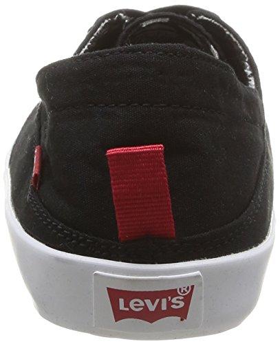Schwarz Herren Sunset Noir Lace 59 Low Levi's Sneaker qaw1w
