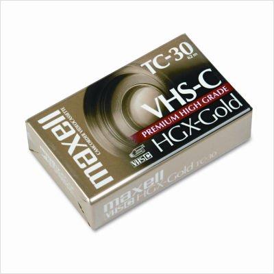 Fita VHS-c TC30 Maxell
