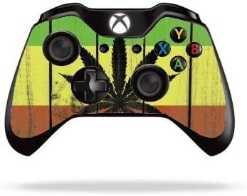 Various Rasta Xbox One - Mando a Distancia, diseño de Piel de Gamepad: Amazon.es: Hogar