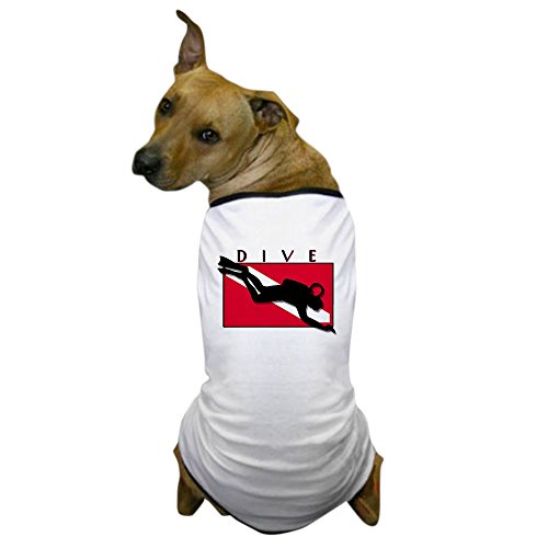Scuba Diver Costume For Dogs (CafePress - Dog T-Shirt - Dog T-Shirt, Pet Clothing, Funny Dog Costume)