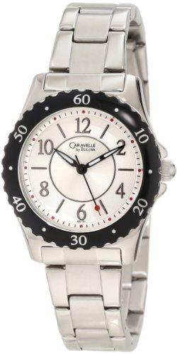 Caravelle by Bulova Women's 45L131 Sporty Bracelet Watch