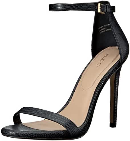 Aldo Women's Caraa Leather Dress Sandal
