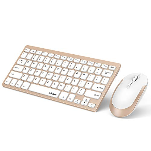Wireless Keyboard Jelly Comb Notebook White