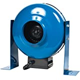 DuraBreeze Inline Fan 4, 171 cfm by DuraBreeze