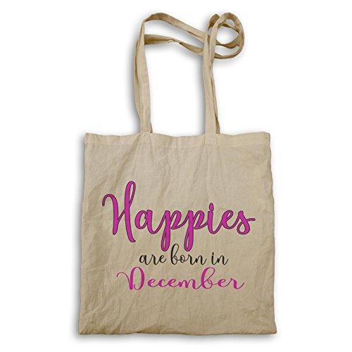 Le Happies Nascono Nel Dicembre Del D244r Tote Bag