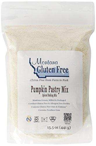 - Montana Gluten Free Pumpkin Pastry Mix, 15.5 Ounce