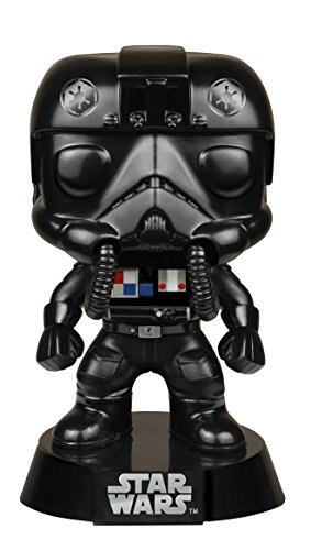 Star Wars- Figura de Vinilo Tie Fighter Pilot, Multicolor, One Size (Funko 5713)