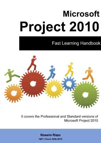 Microsoft Project 2010 - Fast Learning Handbook Pdf