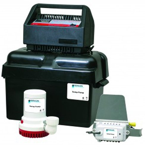 Goulds Pumps SPBB Specialty Sump Pump, Battery Backup