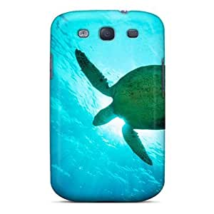 Awesome Case Cover/galaxy S3 Defender Case Cover(turtle)