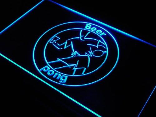 Pong Game Beer Bar Pub Neon Light Sign ()