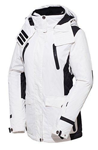 HSW Women Jacket Winter Girl Coat Outdoor Sport Dress Ski Jacket by HSW (Image #3)