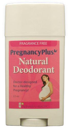 PregnancyPlus Déodorant pour les femmes enceintes