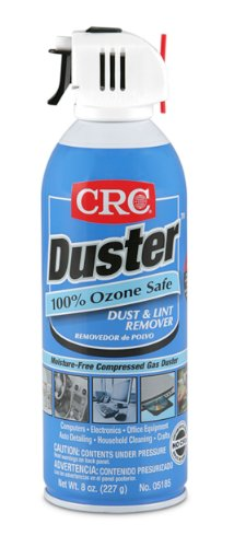 CRC Duster Moisture-Free Dust and Lint Remover - Moisture Free Dust