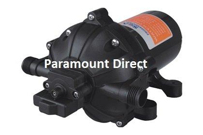 (SeaFlo High Pressure Marine Water Pump 12 V DC 60 PSI 5.0 GPM on demand)