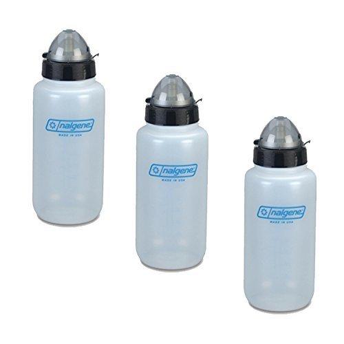 (Nalgene All-Terrain Sports 32oz Water Bottle Natural - 3 Pack)
