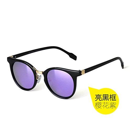 San Larga Gafas De Valentín Regalos Violet De Día Sra Película B Colores Gafas De Polarizados Sol Púrpura Hombres Visión B Sol LLZTYJ De De Gafas Sol De Decoraciones Gafas vAqCgwnUx