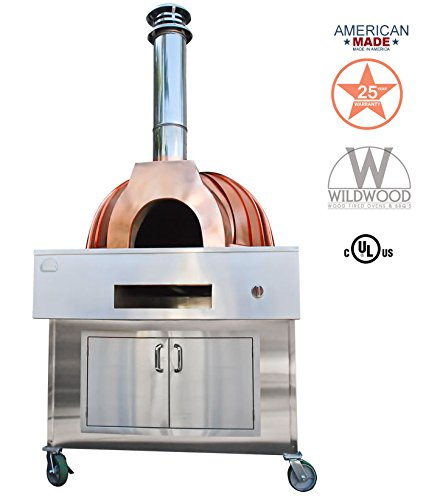Toscano Cupola Mobile Oven
