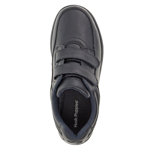 Hush Puppies Womens Power Walker Ii Loafer Navy Leather